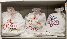 Bag of bread - Sacos de Pão by Suspiro de Algodão #AlfamaShop Gifts & Souvenirs