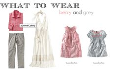 berry and grey Family Portraits, Family Photos, Family Photo Colors, Calypso St Barth, Family Outfits, Photo Colour, Beach Photos, Photo Sessions, Dress Skirt