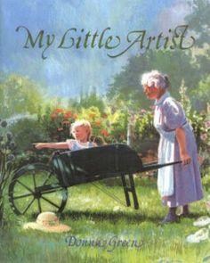 My Little Artist - Donna Green