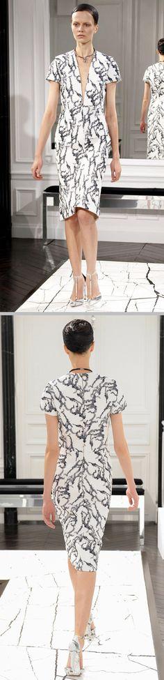 Balenciaga, Paris Fashion Week Fall 2013