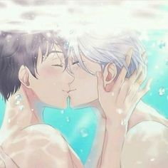 IM FINALLY DONE WITH MY EXAMS. IM HAPPY AND I NEED A LOT OF SLEEP, LOVE AND ICE CREAM. Credit to owner. #yurionice #yuri #on #ice #yuurikatsuki #yuuri #katsuki #yuriplisetsky #yuri #plisetsky #yukonishigori #yuko #nishigori #toshiyakatsuki #toshiya #takeshinishigori #takeshi #nishigori #viktuuri #boyxboy #yaoi #fanart #yoi #funny #tumblr #meme #yurioxotabek #smut
