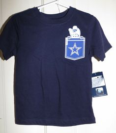 fa3914986 NFL Dallas Cowboys Authentic Kids 3T Short Sleeve T-Shirt Brand New with  Tags