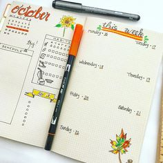 """8 Likes, 2 Comments - Chris (@planneragogo) on Instagram: """"Changing it up for next week. #bulletjournal #bulletjournaling #planner #plan #planning…"""""""