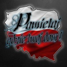 i do love Polska, i do. Poland Culture, Poland History, Polish Names, Visit Poland, My Roots, New Names, Military Art, Warsaw, Tatoo