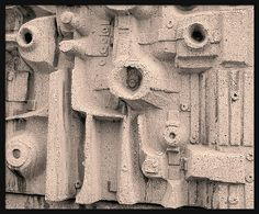 Decorative Relief: Manufacturers National Bank Building (Now Comerica Bank)--Detroit MI | Flickr - Photo Sharing!