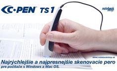 Ručný skener C-Pen TS1 Fitbit Flex