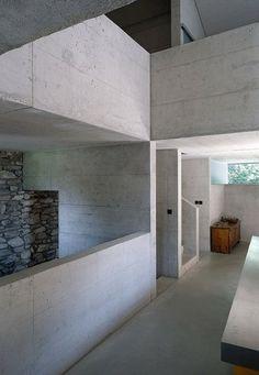 Rustic Home b  Savioz Fabrizzi Architecte