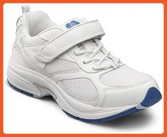 Dr. Comfort Women's Victory White Diabetic Athletic Shoes - Athletic shoes for women (*Amazon Partner-Link)