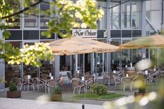 new orleans restaurant and bar at the Holiday Inn Berlin Ciy East