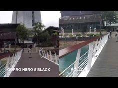 Comparison-ZEROTECH ROLLCAP Pocket Gimbal Camera vs GoPro Hero5 Black
