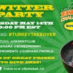 Announcing A Butterball Canada Twitter Party