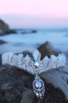 Once Upon A Time Mermaid Tiara