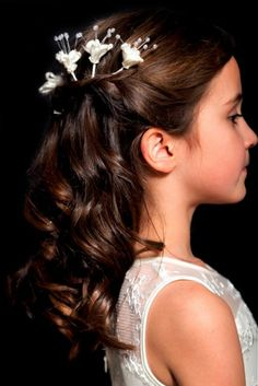Hair Styles for bridesmaids