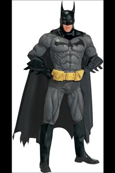 Best batman costume ever!!