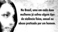 Campanha alerta população sobre perigos da violência contra a mulher