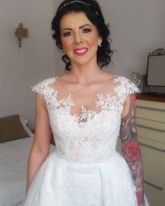 Moja dzisiejsza pm �� ❤ #bride #bridemakeup #wedding #weddingmakeup #weddingday #makeupbyme #makeup #makeuplover #makeupaddict #makeupartist #mua #instamakeup #makeuproom #visageroom #visage #makeupwork #work #ilovemyjob #outfit #tattoos #bridewithtattoos #girlwithtattoos #tattoo #inkedgirls #slub #makijaż #wizaz #jaworzno #sosnowiec #katowice http://gelinshop.com/ipost/1523878810121363848/?code=BUl57Q2B2GI