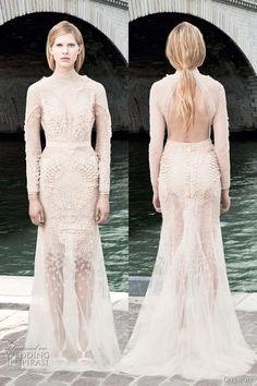 Givenchy...Fall 2011 Couture Collection - Wedding Insparasi