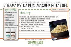 A great tasting recipe that will transform your mashed potatoes.