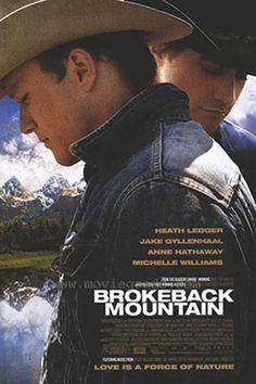 Movie Poster Shop Presents 100 Best Selling Movie Posters - Brokeback Mountain (2005)