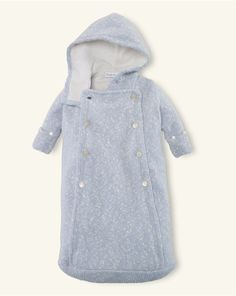 Wool-Cashmere Bunting - Outerwear & Jackets  Baby Boy (Newborn-24M) - RalphLauren.com