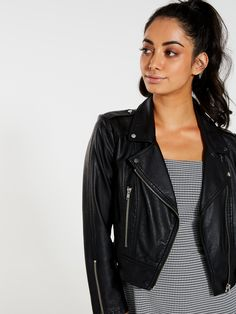 70b601049 488 Best Leather Jackets & Motos images in 2019   Biker jackets ...