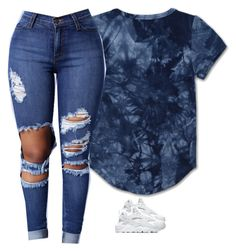 """Untitled #836"" by prettygirlnunu ❤ liked on Polyvore featuring Haus of JR and NIKE"