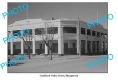 Large Photo OF OLD Goulburn Valley Hotel Shepparton   eBay