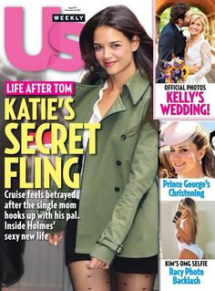 Tom Cruise Not Happy With Katie Holmes' New Boyfriend and Sex Life (PHOTO) #KatieHolmes