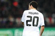 "Sports Obsession | Gonzalo Higuaín | ""Gonzalo está cerca de Arsenal."" - Nicolas Higuan [Pulsa para leer mas]"