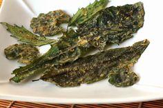 Cardamom: Crunchy & healthy snacks with wild leaves