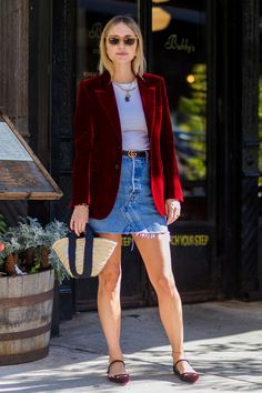 10 Street Style Trends We Saw During Fashion Week c582239efa