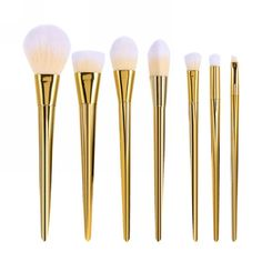 7pcs Makeup Brushes Set Powder Foundation Eyeshadow Eyeliner Lip Brush Tool in Health & Beauty, Makeup, Makeup Tools & Accessories | eBay