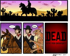 Red dead redemption (funny)