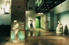 Museu Nacional de Arte Contemporânea - Museu do Chiado. Lisboa