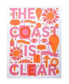 The Coast Is Clear / www.jeffcanham.com