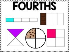New Fraction Ideas, Freebies, and Videos!
