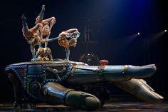 Critique spectacle | Le Cirque du Soleil présente KURIOS – Cabinet ...