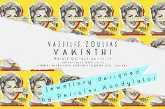 """YAKINTHI"" Fashion Show - Resort s/s 15 Jewellery exclusively designed for Vassilis Zoulias by Pericles Kondylatos FRIDAY 24th OCT. 18:30 Ethniki Asfalistiki Center Syggrou ave. 103-105"