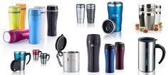 Na výletoch, prechádzkach či v práci. Všade tam budú užitočné praktické poháre, termosky, hrnčeky a na nich logo vašej firmy.