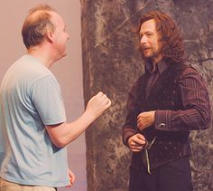 Behind the Scenes - Harry Potter and The Order of the Phoenix