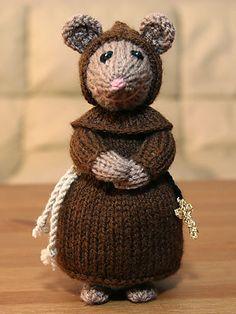 Ravelry: Tails of Yore, Part 2 pattern by Alan Dart Crochet Dolls Free Patterns, Knitting Patterns Free, Free Knitting, Crochet Mouse, Knit Crochet, Alan Dart, Knitted Animals, Knitted Dolls, Knitting Stitches