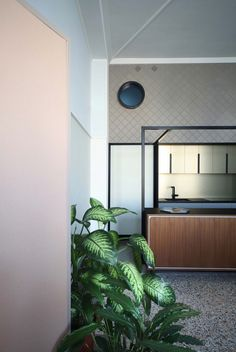 Renovation of an Apartment in Turin / Marcante - Testa Interior Styling, Interior Design, Terrazzo Flooring, Wood Cabinets, Illuminati, Architecture, Decoration, Glass Door, New Homes
