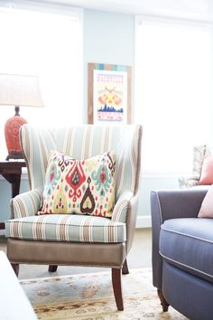 la-z-boy and the ronald mcdonald house: sources - the handmade home