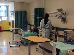 INS ofrece formación de médicos en Hospital del Trauma