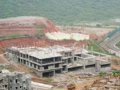 Progress of the Clubhouse on 21 Sept 2013 http://vizag.shriramproperties.com/