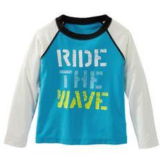 OshKosh Ride The Wave Rashguard