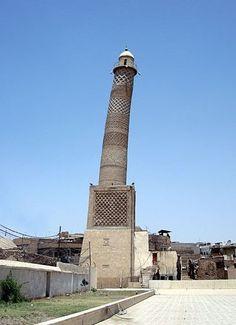 Mosul - alhadbaa - Iraq
