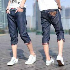 15 Ideas De Pantalon 3 4 3 4 Pant Pantalones Moda Hombre Moda Para Caballero