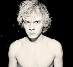 Tate from American Horror Story.... Yes please!..... Minus the insane thing