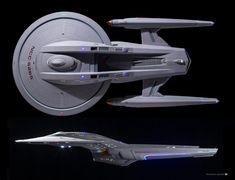 Vaisseau Star Trek, Starfleet Academy, Star Wars Spaceships, Starship Concept, Star Trek Characters, Spaceship Art, Star Trek Starships, Sucker Punch, Sci Fi Ships